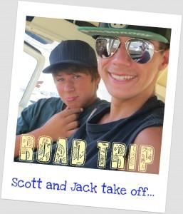 scott and Jack roadtrip