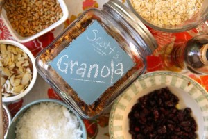 scott granola