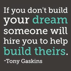 dream-saying