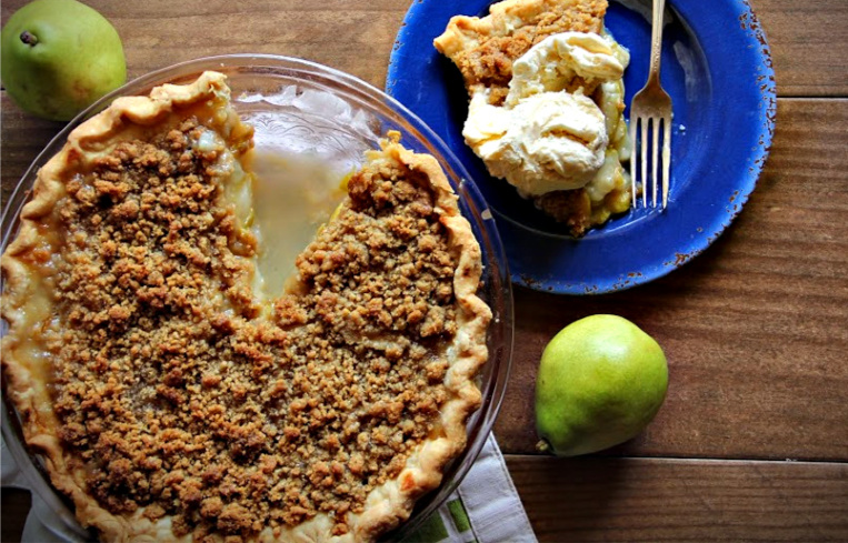Pear-fect Pie Worth Falling For